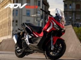 HONDA ADV 150 MOTOR HONDA KLATEN