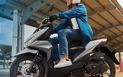 HONDA BEAT MOTOR HONDA KLATEN