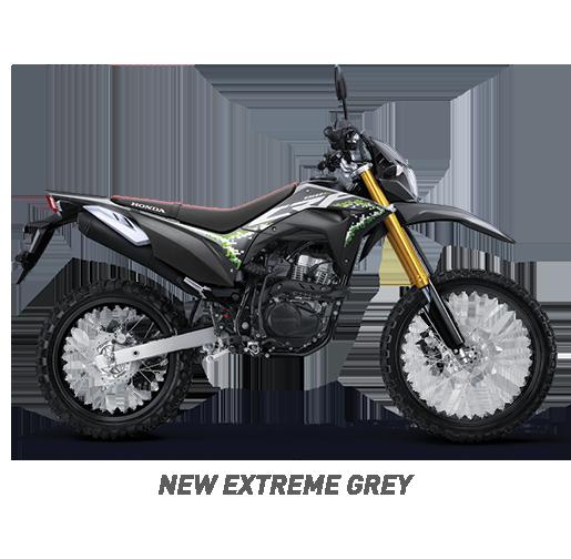 Pilihan Warna HONDA CRF150L MOTOR HONDA KLATEN