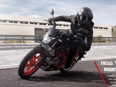 HONDA CB150R MOTOR HONDA KLATEN