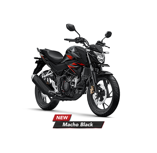 Pilihan Warna HONDA CB150R MOTOR HONDA KLATEN