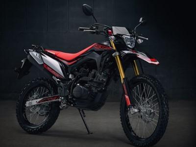 HONDA CRF150L MOTOR HONDA KLATEN