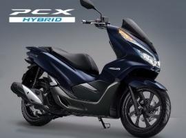 HONDA PCX HYBRID MOTOR HONDA KLATEN