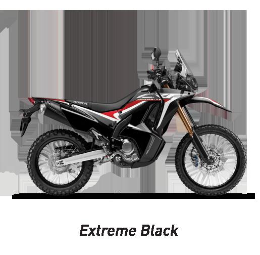Pilihan Warna HONDA CRF250R MOTOR HONDA KLATEN