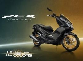 HONDA PCX MOTOR HONDA KLATEN