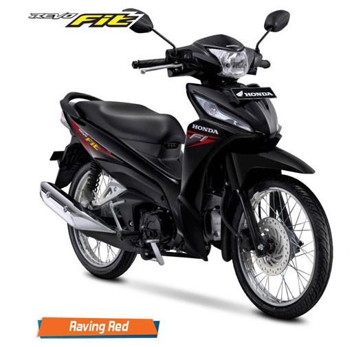 Pilihan Warna HONDA REVO X MOTOR HONDA KLATEN