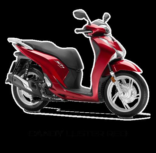 Pilihan Warna HONDA SH150i MOTOR HONDA KLATEN
