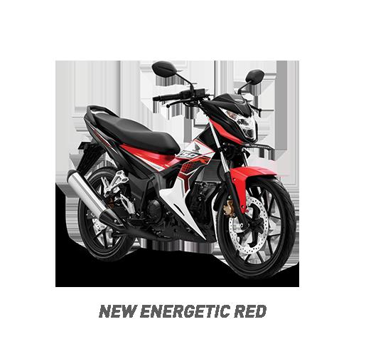 Pilihan Warna HONDA SONIC 150R MOTOR HONDA KLATEN